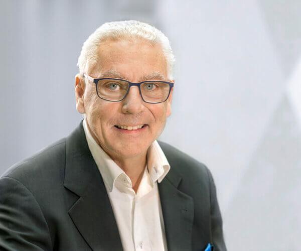 Portrait of Rolf Ehrnström