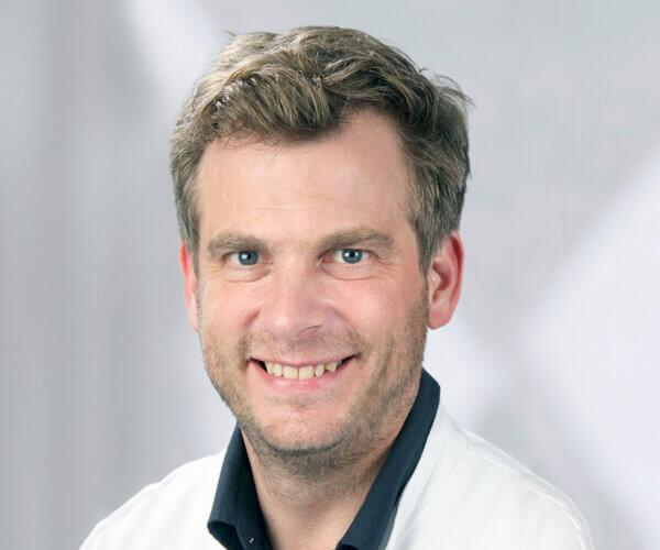 Portrait of Holger Rohde